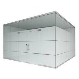 Ścianki szklane - Montaż i dostawa