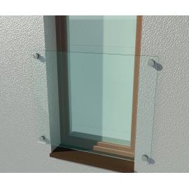okno francuskie 3d