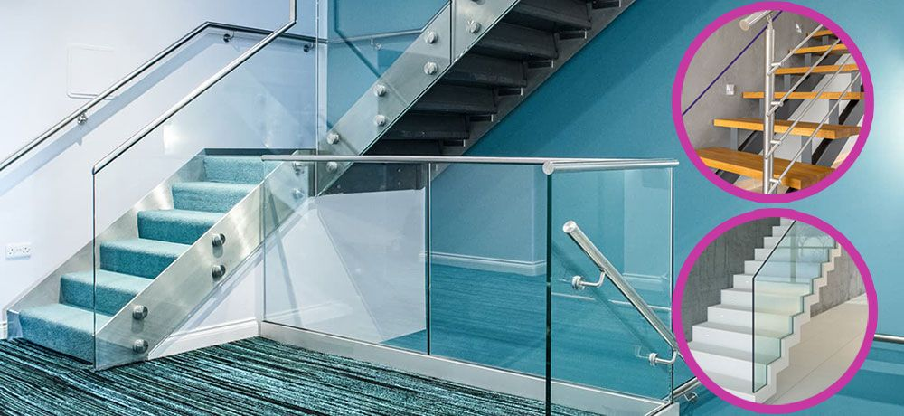 balustrady na schody