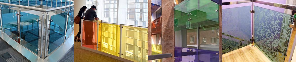 balustrady-szklo-kolorowe