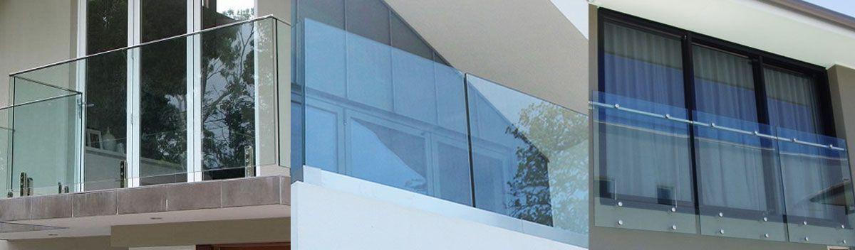 balustrada na balkon